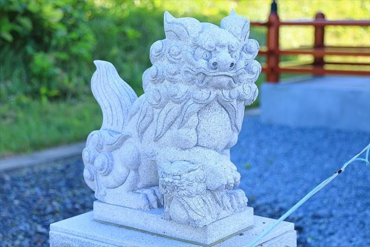 宗谷岬神社 狛犬様