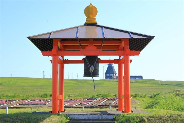 世界平和の鐘
