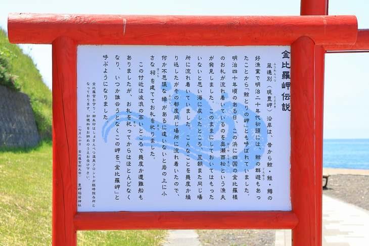 金比羅神社 由緒