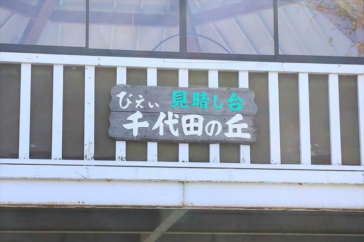 千代田の丘見晴らし台