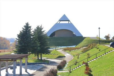 北西の丘展望公園