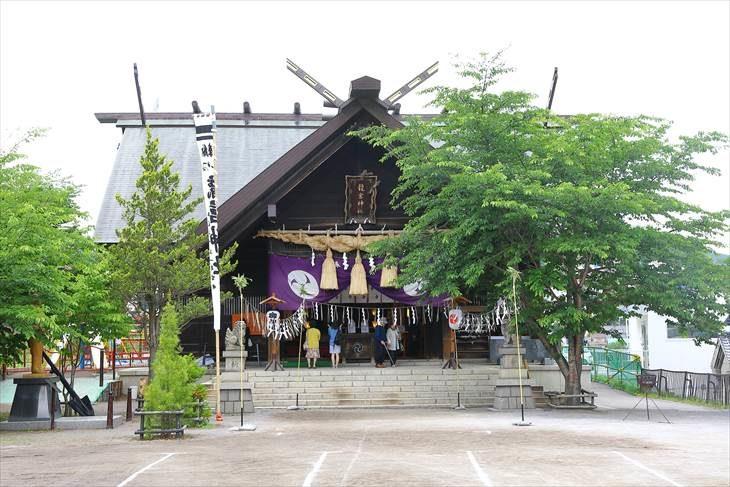 龍宮神社 本殿