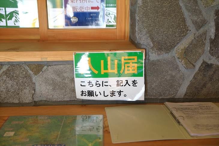 十勝岳望岳台 レストハウス